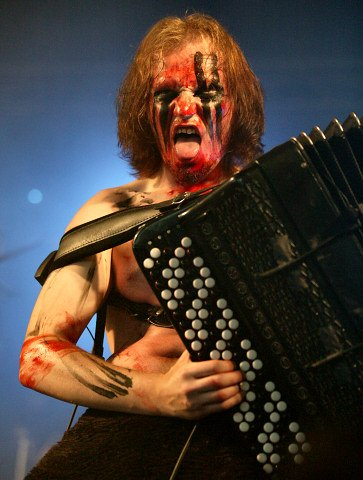 Turisas: Heavy Metal, Viking-Themed, Accordion Band!